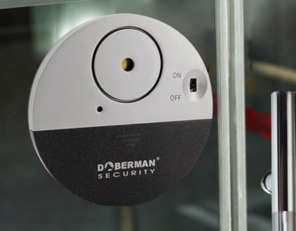 shake door alarm/ window alarm/100db alarm