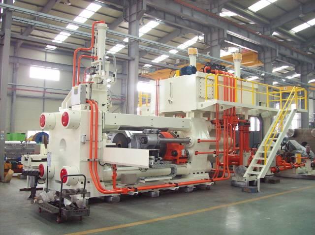 Aluminium Extrusion Press Line