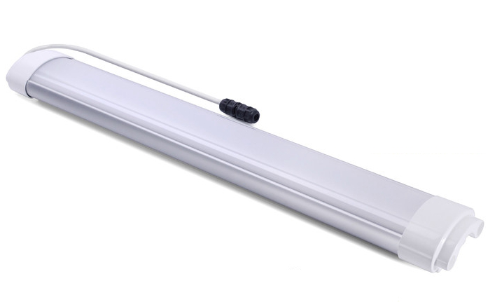 50W Tri-proof LED tube light 120 cm Ip65 fire proof light