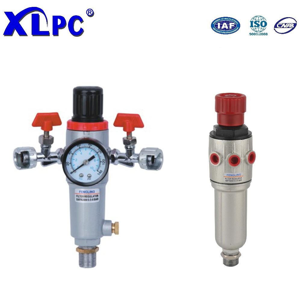 Pneumatic Pressure Air Filter and Regulator
