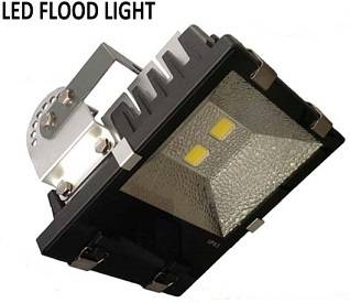 50w led flood light & 10-200w led lighting with CE and Rohs certification