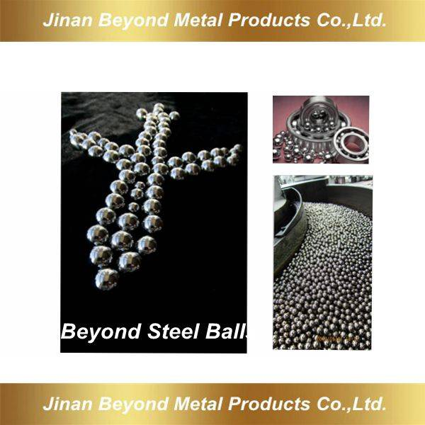 China factory Chrome steel balls