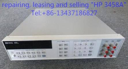 Agilent (HP) 3458A  Digital Multimeter