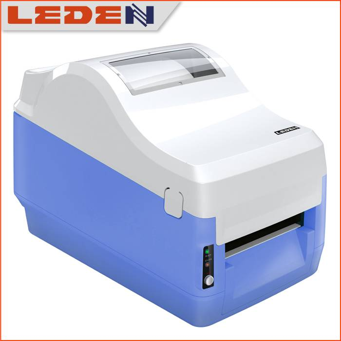 Limited sales Blue design textile label printer