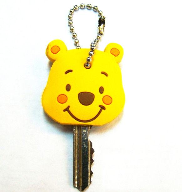 Factory Wholesale Customize PVC Promotional Key Cap