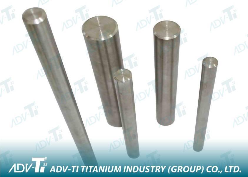 GR1 low density pure titanium bar