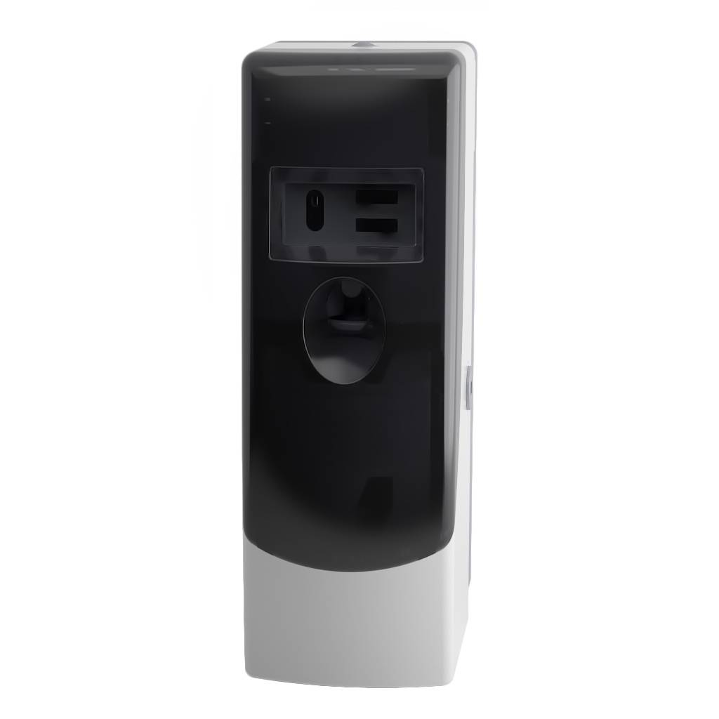 aerosol air freshener dispenser, LED automatic perfume dispenser
