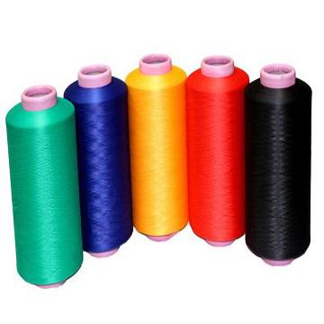 UV protective yarn