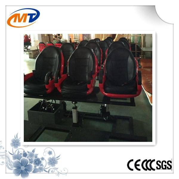 5d cinema equipment chair and chassis hydraulic hot sale 5d cinema 5d theater