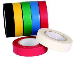colored pvc tape