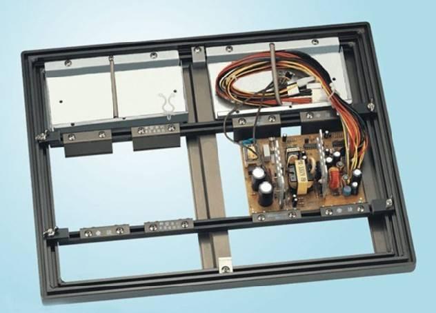 Adjustable Wave Solder Pallets and Frames with Titanium Support Bars