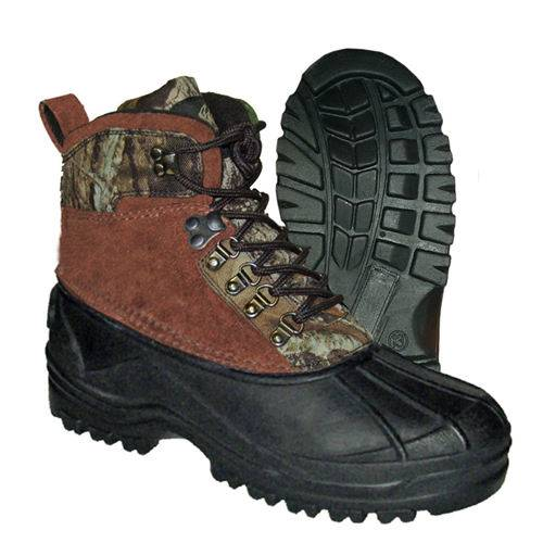 Itasca mountaineering hunting boots suede upper
