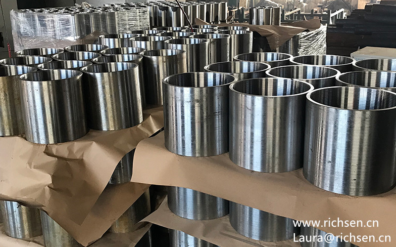 API 5CT Casing Tubing Coupling Blank No- Thread Manufacturer Oilfield Tubular Products