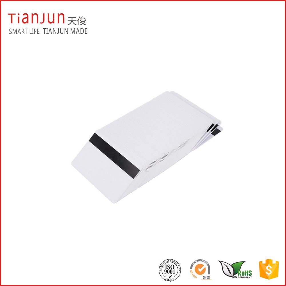 86540.76cm Inkjet Printable Blank PVC Student ID Cards Printing