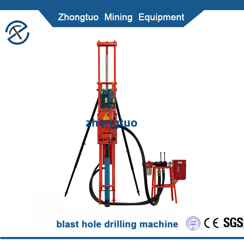 China Electric DTH Drill Manufacturers