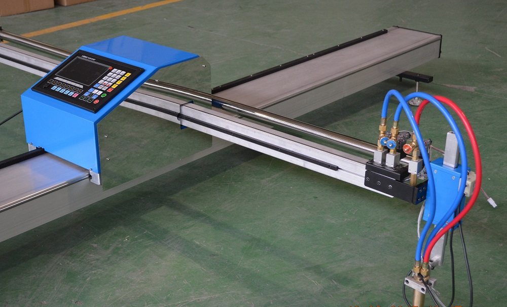 Portable cnc plasma/ flame cutting machine
