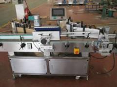 Self-adhesive labeling machine