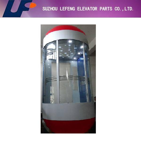 Observation Lift for Passenger, 800-1000kg