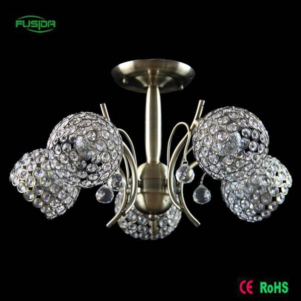 New design iron ball chandelier ceiling light for decoration lighting 0820/3