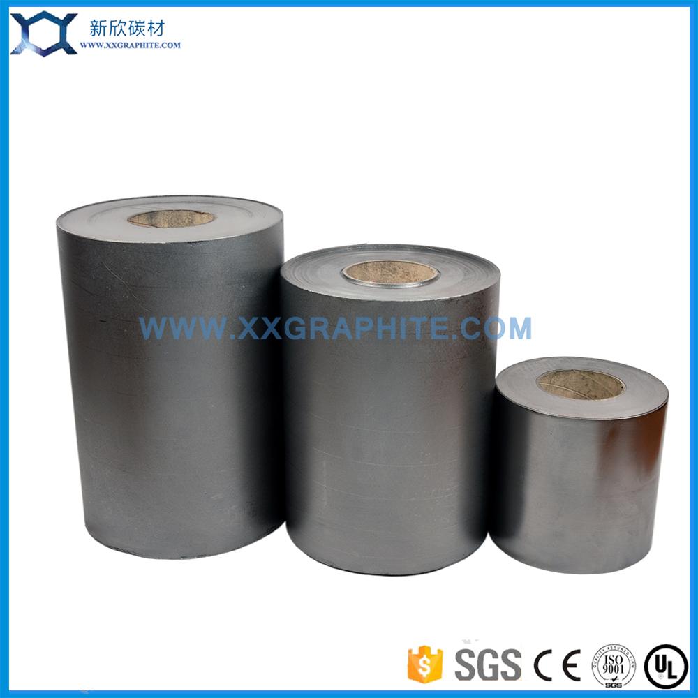 Oxidation-resistant flexible graphite foil