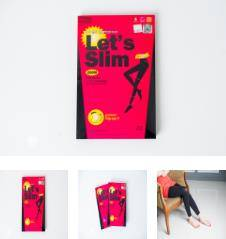 Lets' Slim 200M High pressured stockings