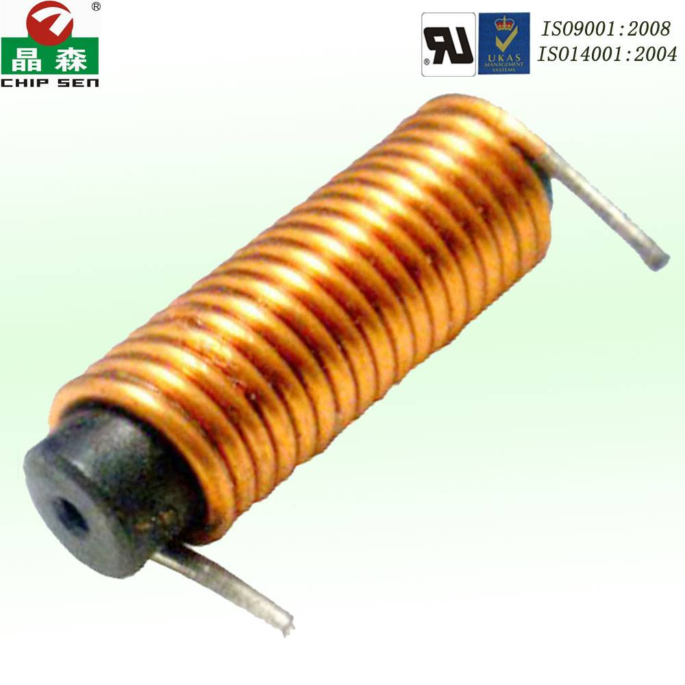 Stable and high efficiency air core coil for FMAM radio