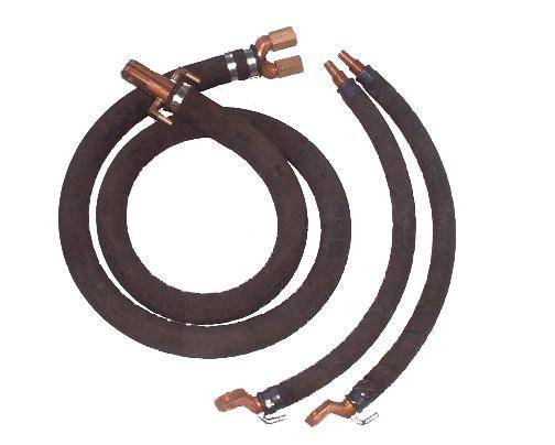 kickless cable for welding gun
