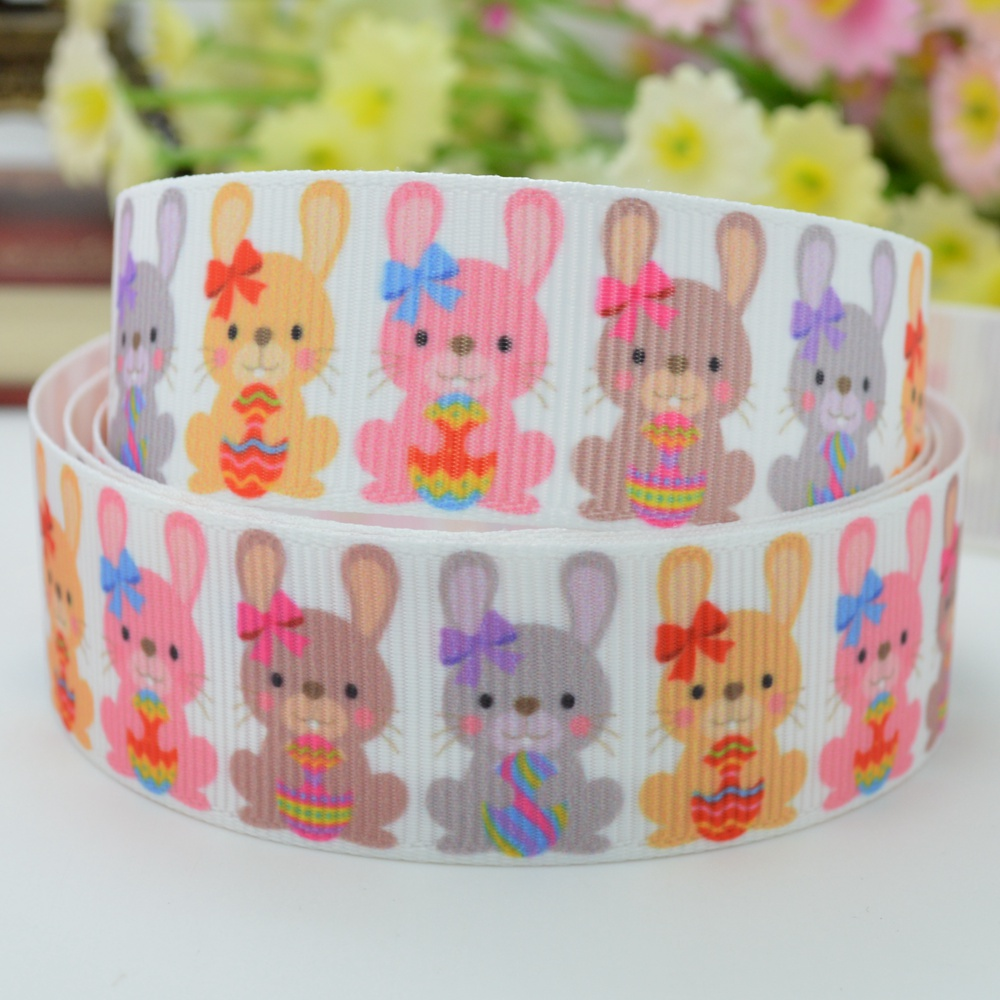 Easter Bunnies Rabbit Ribbon supplier
