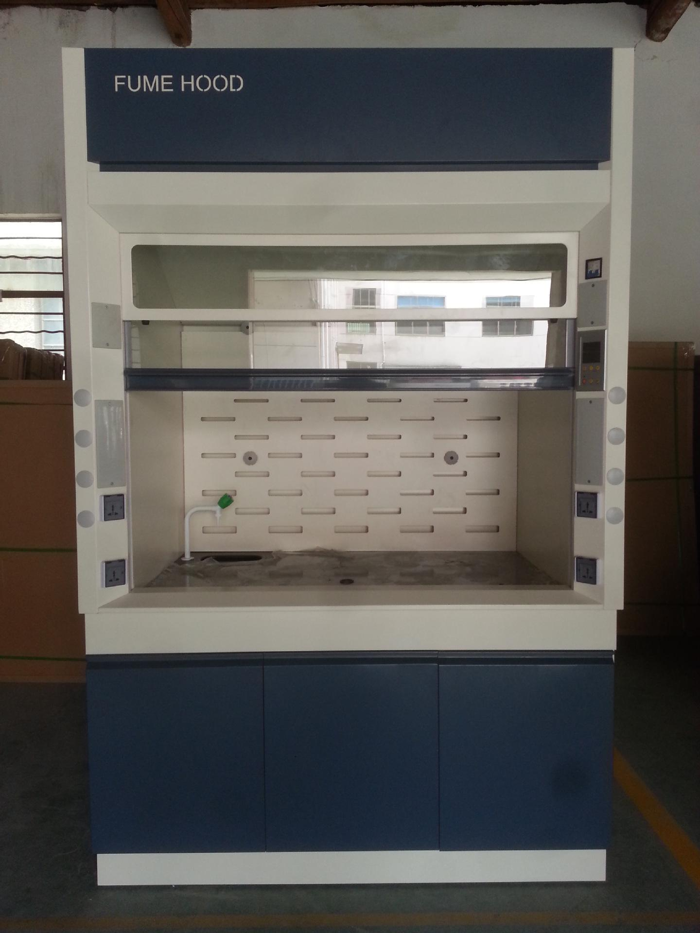 Ew Laboratory Fume Hood for Inspection & Testing Center