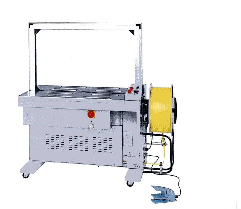 Auto PP Strapping Machine