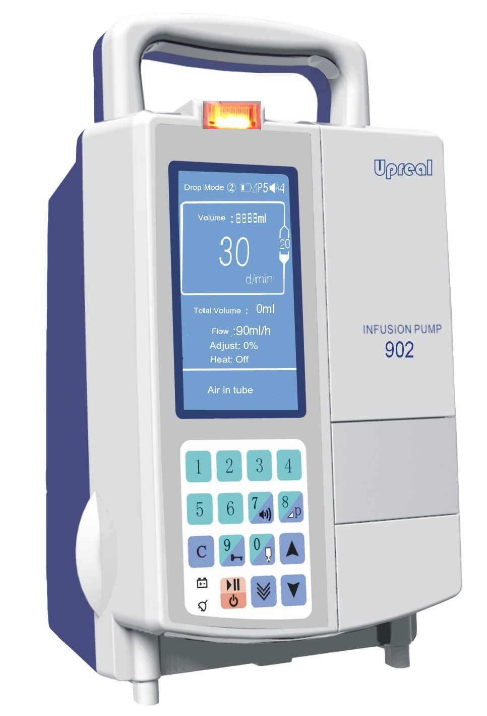 UPR-902 Infusion Pump with Warming System