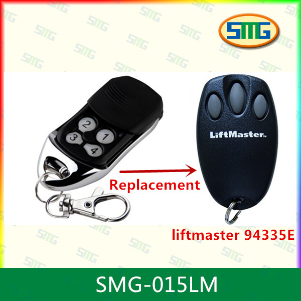 Liftmaster chamberlain 94335E garage door remote control replacement