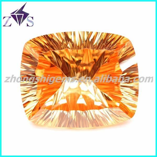 Charming Cushion Cut Cubic Zirconia