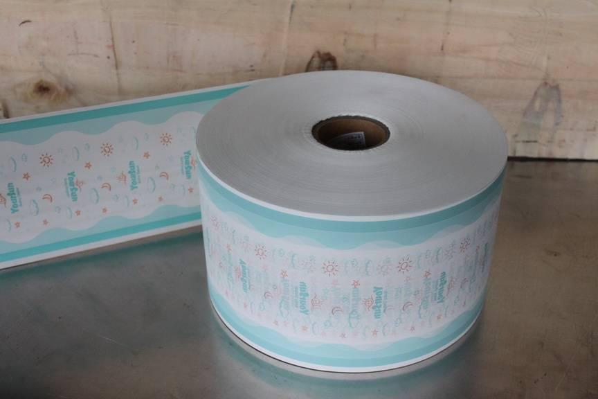 Breathable Partial Laminated PE Film for Diaper Backsheet