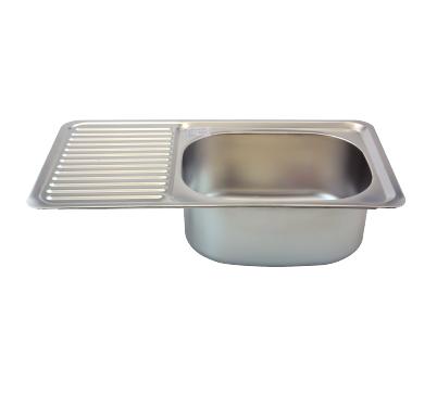 Stainless steel kitchen sink - Rossi Economic - RA21