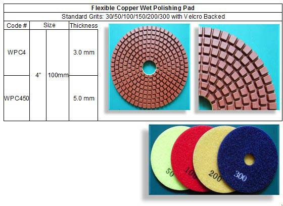 Copper Polishing Pad