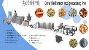 Automatic Core filing Snack Making Machine