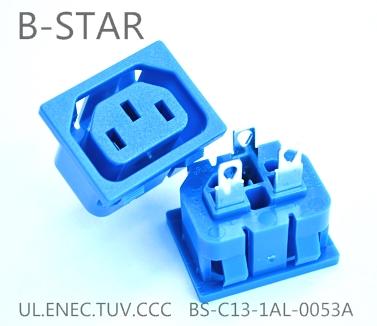 BS-C13 socket