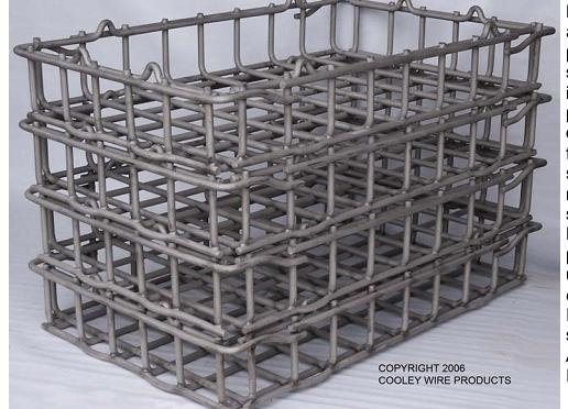 stainless steel wire Charging basket