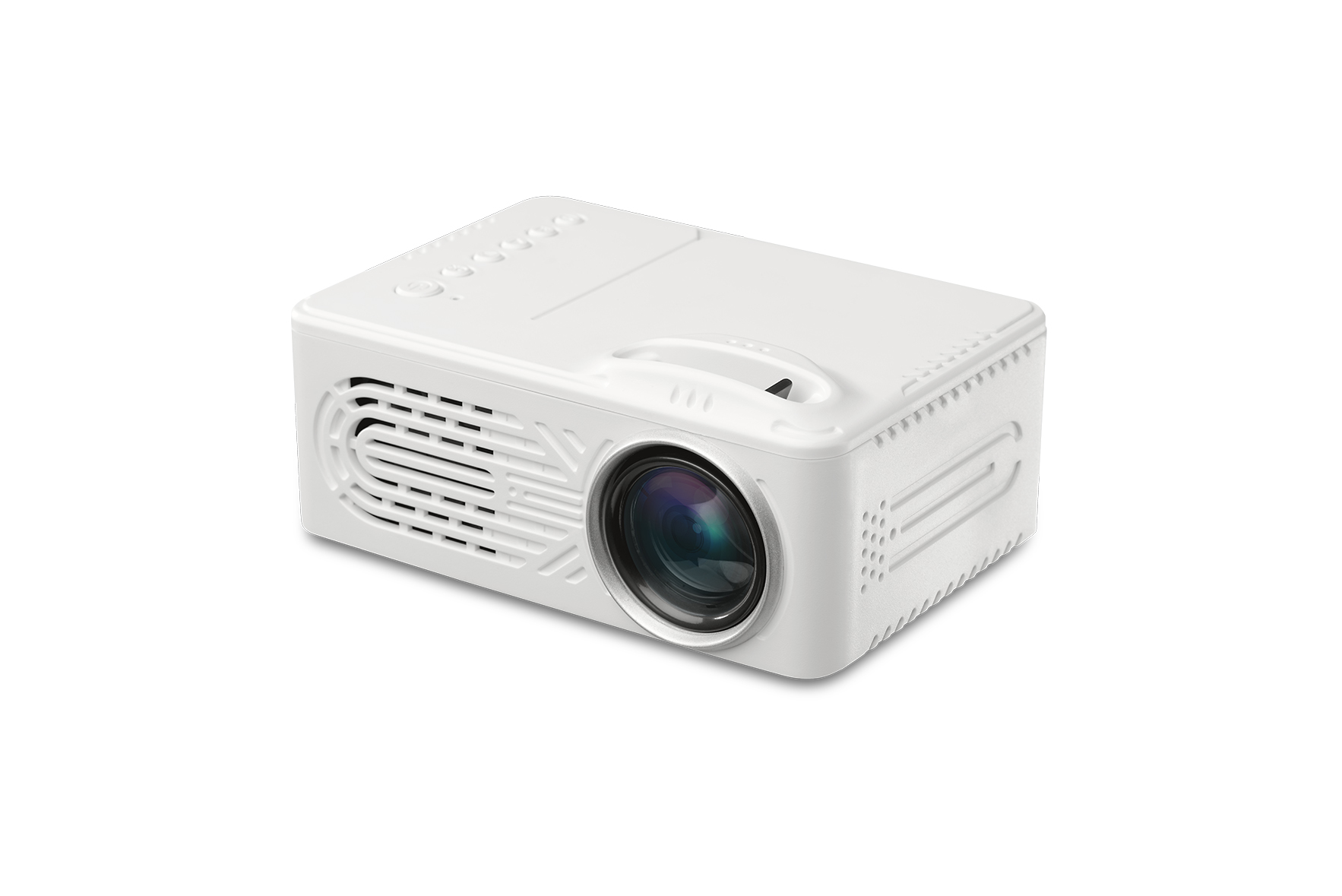 2020 Cheapest 320x240 lcd led mini portable pico pocket projector for pormotion gift RD-814