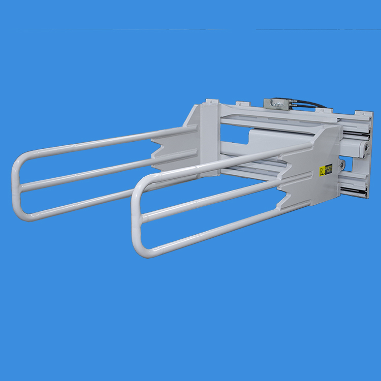 foam rubber clamp forklift attachment,chinese forklift attachments manufacturer.