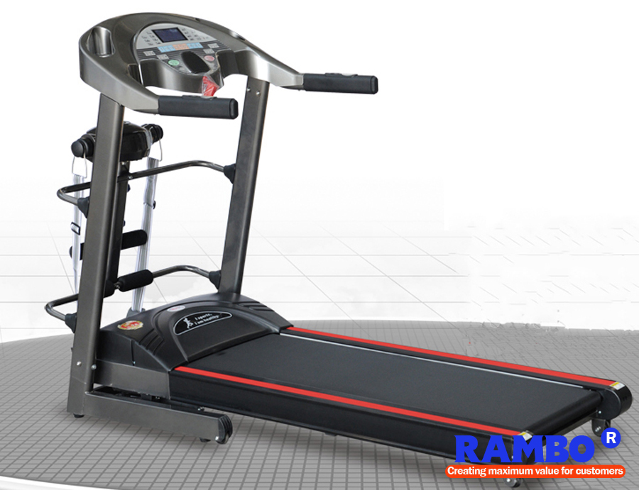 800ds LCD Screen Luxury Home Treadmill