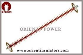 High  property composite suspension insulator