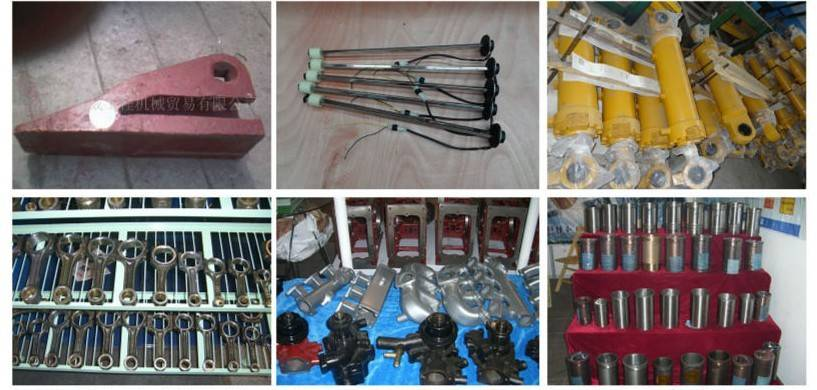 XCMG Wheel Loader Spare Parts for sale