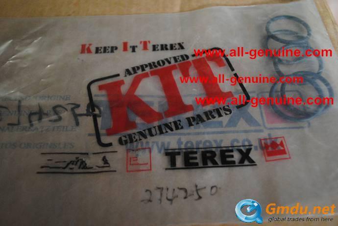 NHL TEREX TR50 TR60 TR100 TR35A 3305F dump truck O RING 00274250