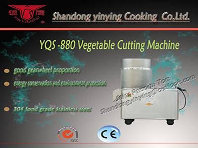 YQSP200 multi-function vegetable cutter