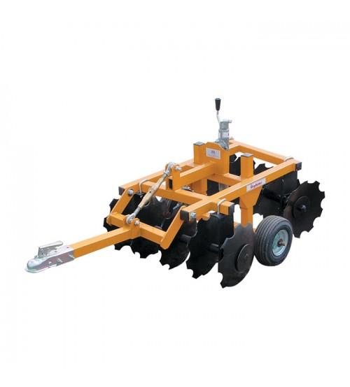 King Kutter Tow Behind Garden Tractor ATV Compact Disc 33in. Working Width