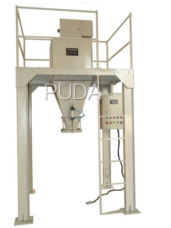 Pakaging Machine for DCS-CZL Series: Free Flow(10-50kg)