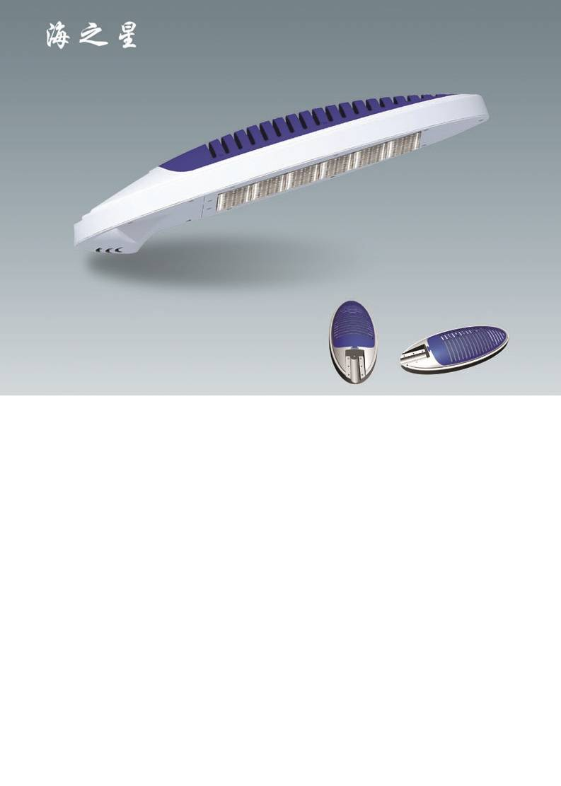 The patented LED high power high efficiency lamps