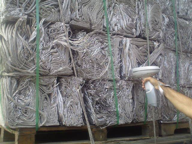 Factory Price Aluminium Wire Scrap